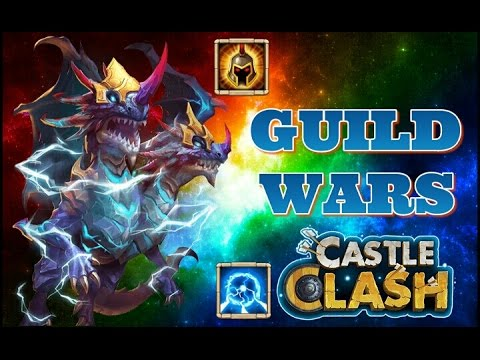 Castle Clash Guild Wars With Demogorgon!