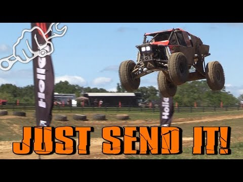 ULTRA4 CARS SEND IT AT DIRTY TURTLE OFFROAD