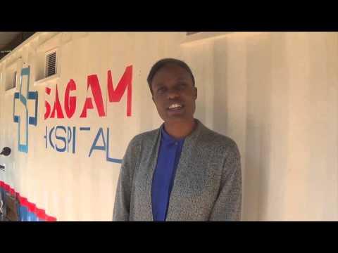 G3Box clinic journey to Kenya