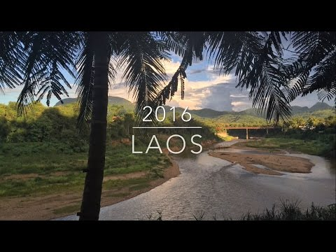Laos (travelling with backpack)