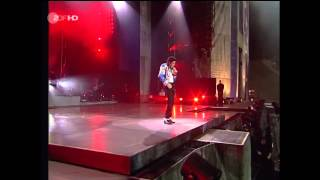 Michael Jackson - Blood on the dance floor - live on ZDF HD
