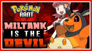 Pokemon Rant: Whitney's Miltank Is Literally The Devil