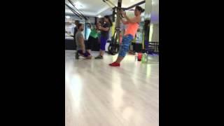 trx arm exercise