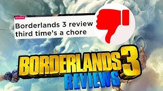 Its Bad? Borderlands 3 Negative Reviews (MY THOUGHTS)