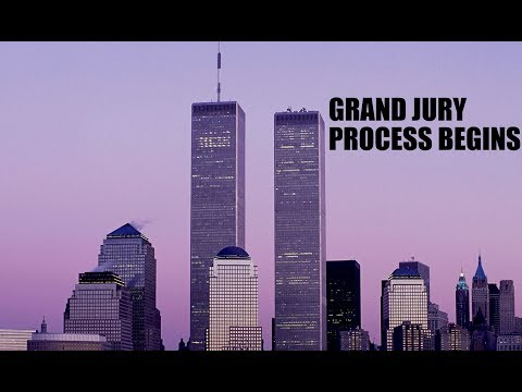 Lawyers Begin Grand Jury Process for 911 Inquiry
