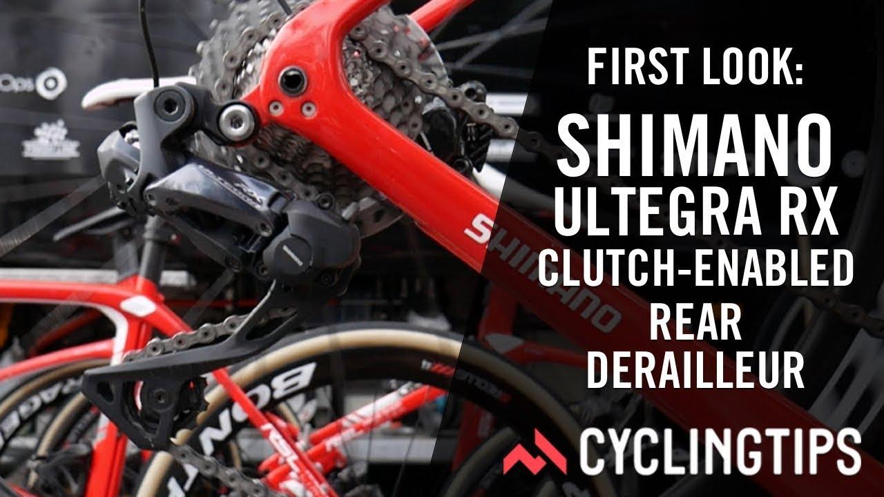 Shimano Ultegra RX: Clutch-Enabled rear derailleur