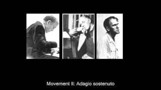 (Richter) Rachmaninov Piano Concerto No. 2 - Pt. 3