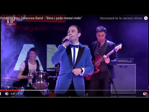 Ion Paladi și Alex Calancea Band -