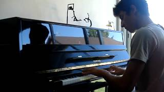 Total Recall Piano Song (Beethoven Tempest 3rd movement)