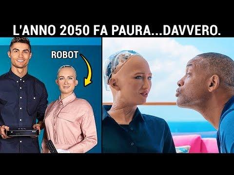 GLI SCIENZIATI RIVELANO QUELLO CHE ACCADRA' ENTRO IL 2050...terrificante...
