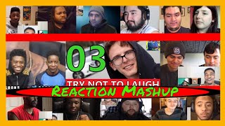 Try not to Laugh - LEGENDARY Edition -3- by MauriQHD REACTION MASHUP.