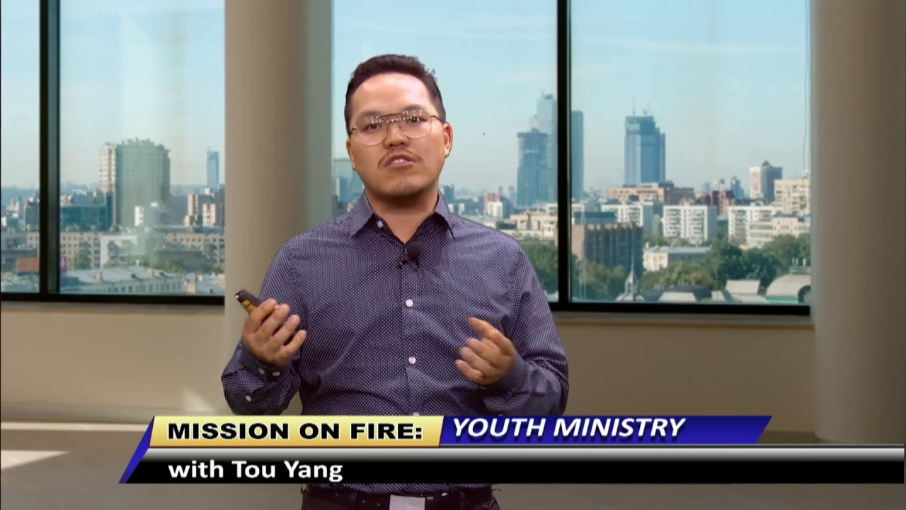 MISSION ON FIRE: Why do we go to church on Saturday by Tou Yang.
