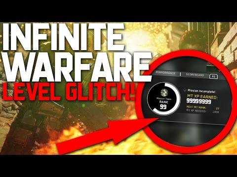 Max Level Mission Teams GLITCH *NEW* WORKING (COD Infinite Warfare)