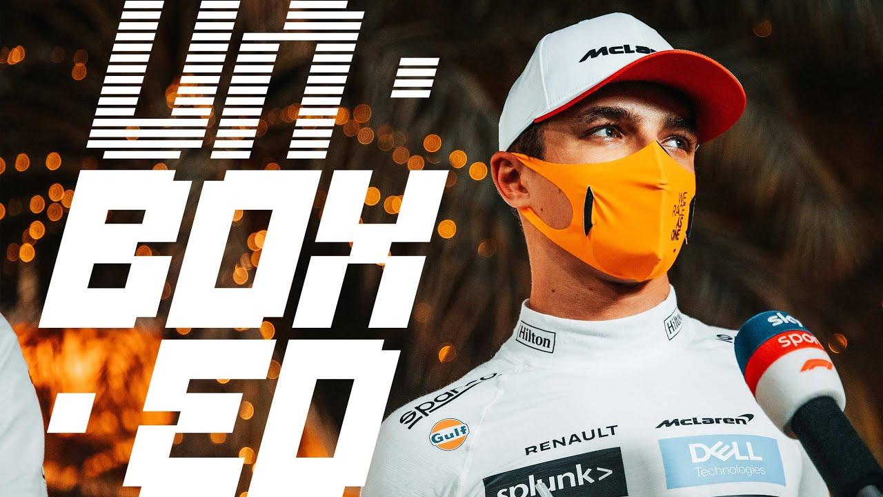 McLaren Unboxed   Not All Heroes Wear Capes   #BahrainGP