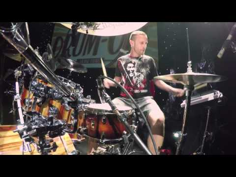 Brandon Zackey - Guitar Center 27th Annual Drum-Off Finalist