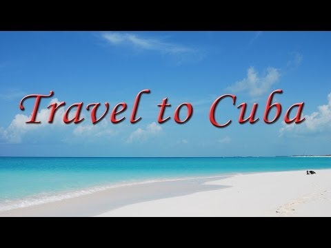 Travel to Cuba : Explore cuban vibrant towns and idyllic beaches