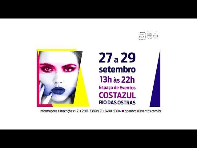 Vem aí o maior evento de beleza da região a 7ª edição da Cosmetic & Cia