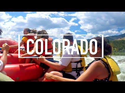 4 Days in Colorado   Travel Diary   Megan and Ciera