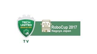 WK RoboCup 2017 Nagoya