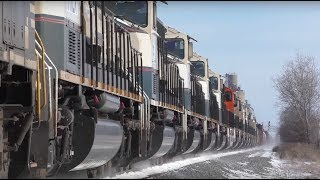 NS 6792 SD60M leaser funeral train 14 PRLX executive SD70MAC