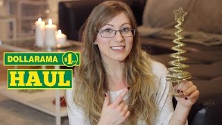 Dollarama Winter Haul - Home Decor, Stocking Stuffers, & MORE! | Britany Burnside