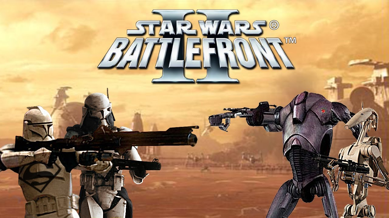 Let 39 s play star wars battlefront 2 part 1 real - Star wars a telecharger gratuitement ...