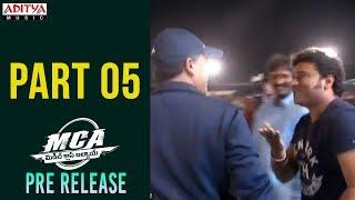 MCA Pre Release Event Part 5 || Nani, Sai Pallavi || DSP || Dil Raju || Sriram Venu