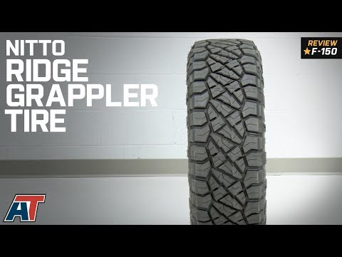 1997-2018 F150 NITTO Ridge Grappler Tire (Available From 31