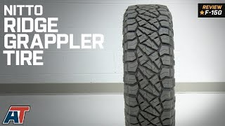 """1997-2018 F150 NITTO Ridge Grappler Tire (Available From 31""""-35"""" Diameters) Review"""