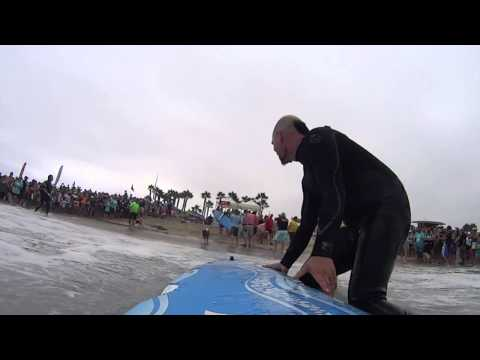 Unleashed by Petco Surf Dog Competition 2014
