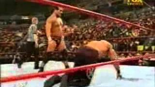WWF Raw 21.05.2001 ( APA vs Dean Malenco and Perry Saturn)