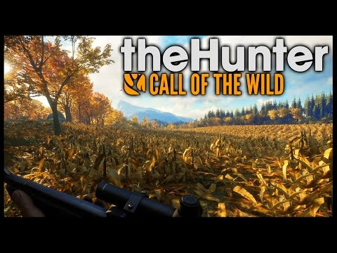 The Hunter: Call Of The Wild - Fallow Deer Trophy Hunting - The Hunter Call Of The Wild Gameplay