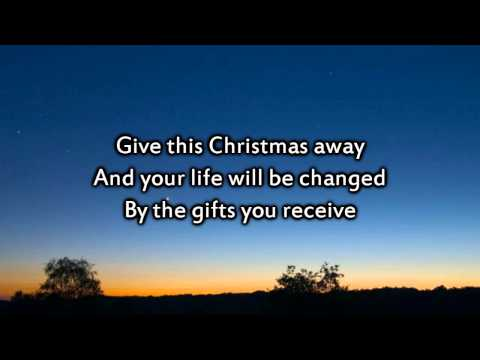 Matthew West & Amy Grant - Give this Christmas Away - Instrumental with lyrics