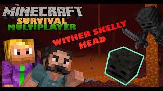 Minecraft Survival Multiplayer ⛏   Nether Compilation