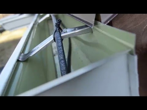 How To Install A Heated Gutter System