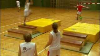 Beach Handball: Special Shots - Пляжний гандбол: Спеціальні кидки
