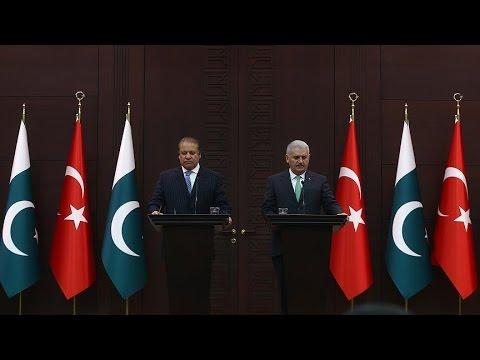 Başbakan Yıldırım: FETÖ faaliyette bulunduğu ülkeler için büyük tehdit