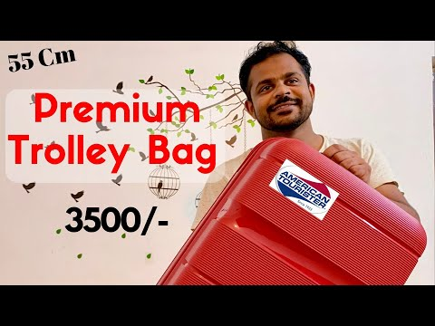 American Tourister Hard Case Trolley Bag