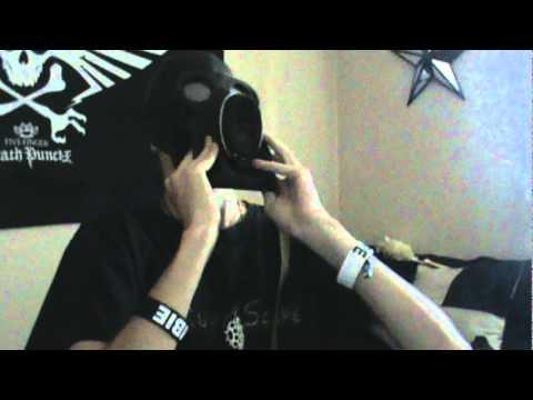 Russian PBF Gas Mask