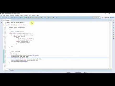 java-swing-tutorial-3-:-layouts-and-adding-components