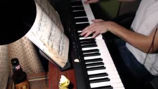 LIVE  TwitchTV  Piano Broadcast no1 (Video Game Classical Improvisation)