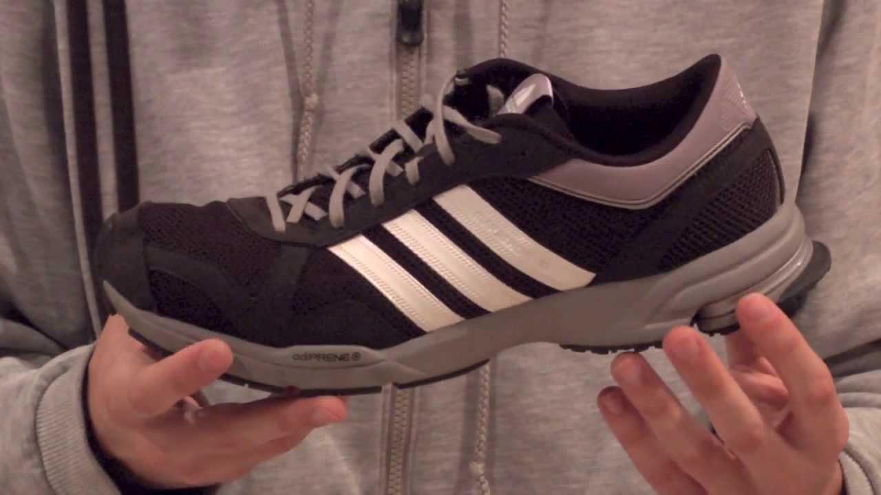 5c6ed4830e8b Adidas Marathon 10 Running Shoe Review - YouTube