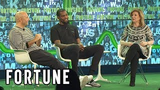 Brainstorm Health 2018: A Conversation with Kevin Durant and Rich Kleiman I Fortune