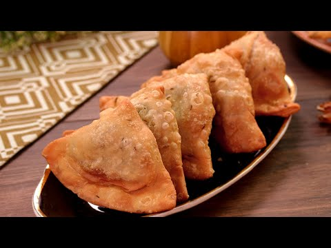 Aloo Samosa Recipe By SooperChef (Ramzan Recipes)