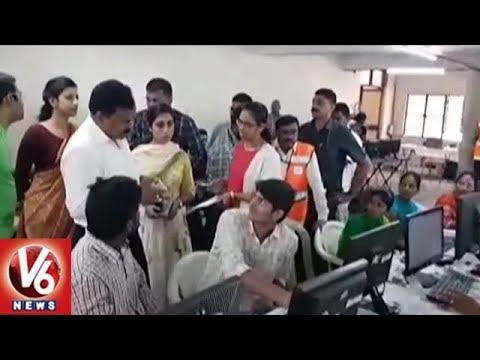 Telangana EC Preparing Voters List   Early Elections   V6 News