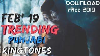 Trending Punjabi Ringtones Feb' 19 Ft. COKA COKA & Etc | Download Now | MUSIC COLORS