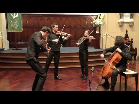 Mendelssohn - String Quartet op44 no.2 - I