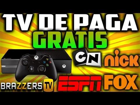 TV DE PAGA ¡GRATIS! | XBOX ONE | TUTORIAL