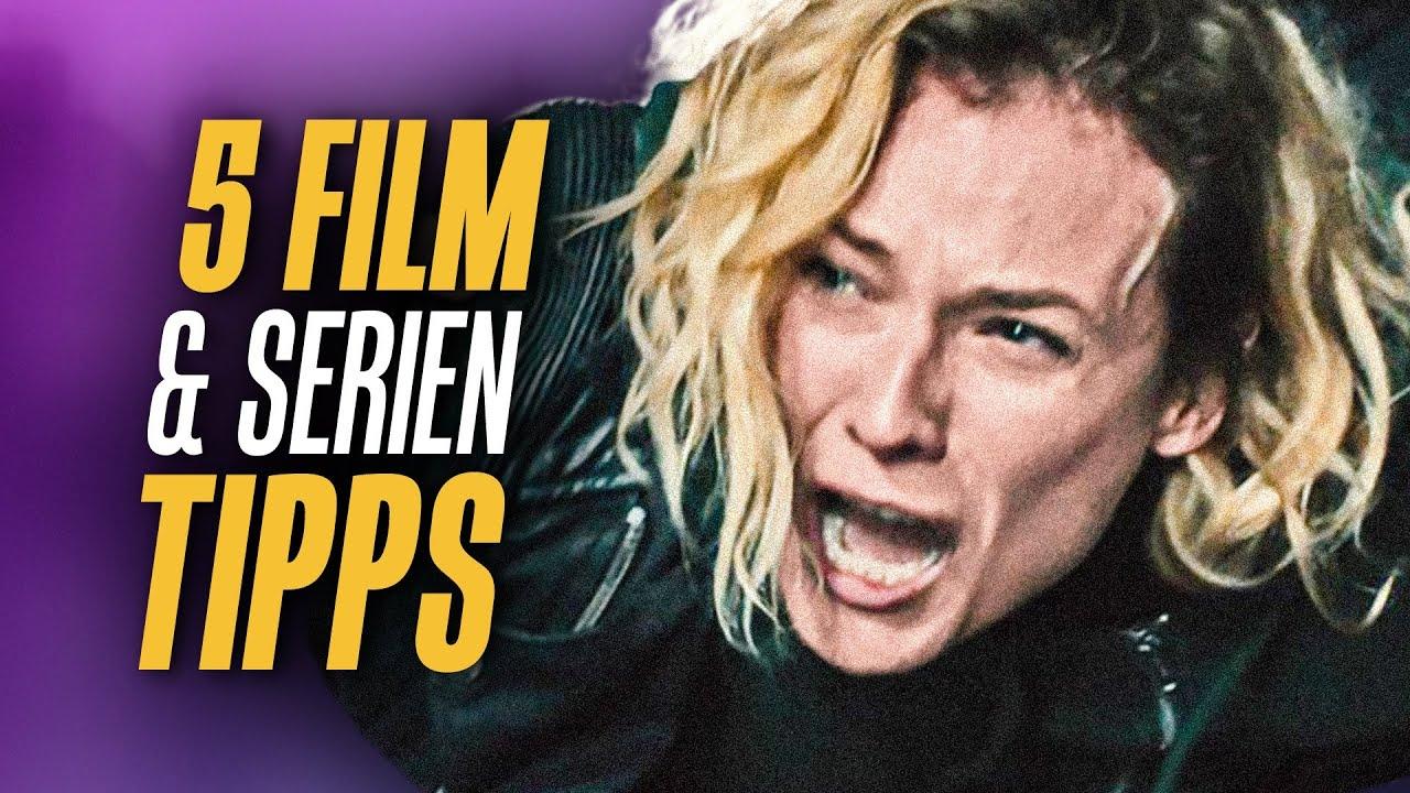 Die 5 besten FILME & SERIEN der Woche   TOP 5 (KW 16)
