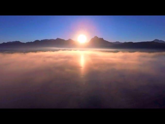 Drone Video Allgäu - Featured Epic Drone Video Creator Florentin Benz-Eberhard, Eye-catchgraphy